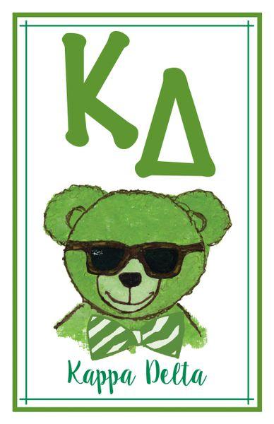 Kappa Delta Logo Poster