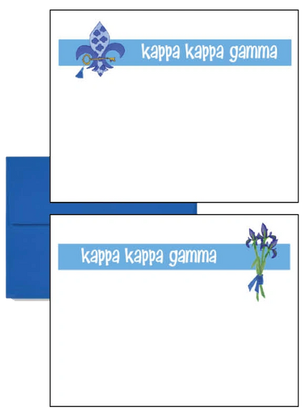 Kappa Kappa Gamma Logo Postcards