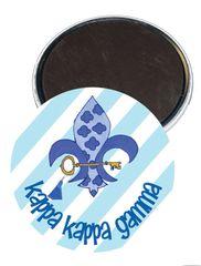 Kappa Kappa Gamma Logo Magnet