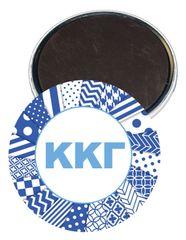 Kappa Kappa Gamma Letters Magnet