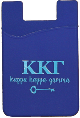 Kappa Kappa Gamma Cell Phone Pocket