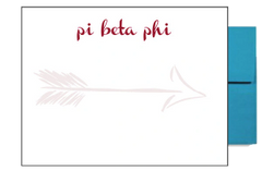 Pi Beta Phi Background Postcards