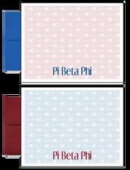Pi Beta Phi Sorority Postcards