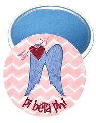Pi Beta Phi Logo Mirror