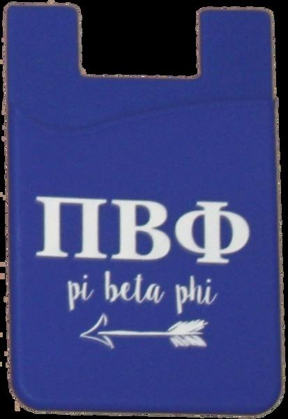Pi Beta Phi Cell Phone Pocket
