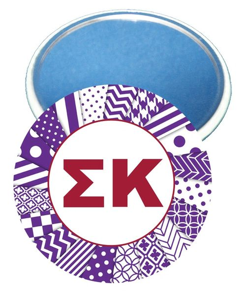 Sigma Kappa Letters Mirror