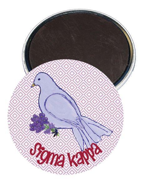 Sigma Kappa Logo Magnet