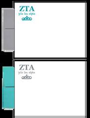Zeta Tau Alpha Letter Postcards