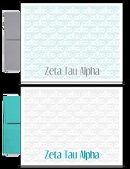 Zeta Tau Alpha Sorority Postcards