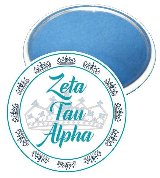 Zeta Tau Alpha Sorority Mirror