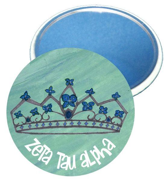 Zeta Tau Alpha Logo Mirror