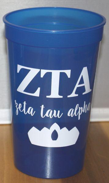 Zeta Tau Alpha Stadium Cup