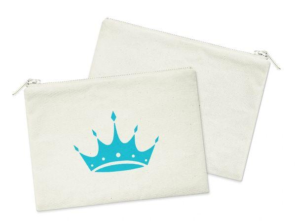 Zeta Tau Alpha Small Cosmetic Bag