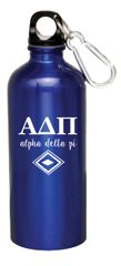 Alpha Delta Pi Aluminum Water Bottle