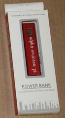 Alpha Omicron Pi Portable Charger