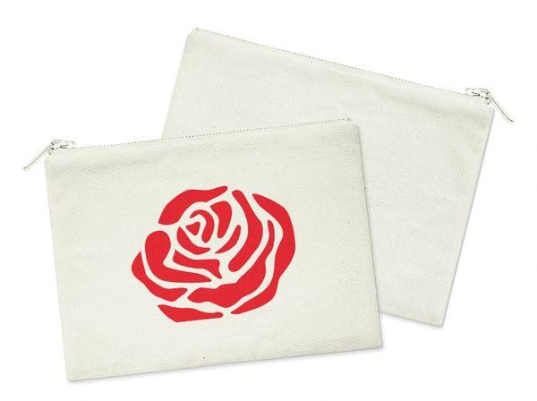 Alpha Omicron Pi Small Cosmetic Bag