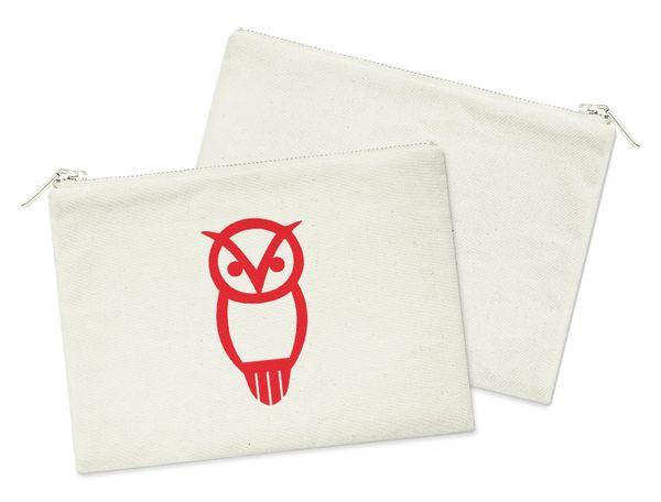 Chi Omega Small Cosmetic Bag