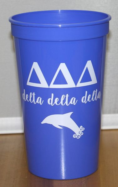Delta Delta Delta Stadium Cup