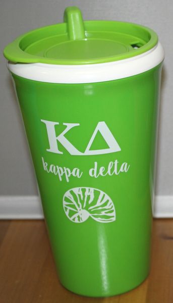 Kappa Delta Coffee Tumbler