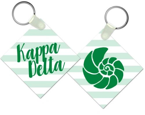 Kappa Delta Key Chain