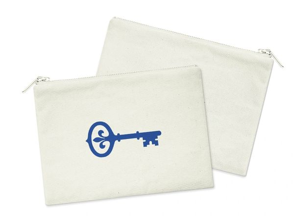 Kappa Kappa Gamma Small Cosmetic Bag
