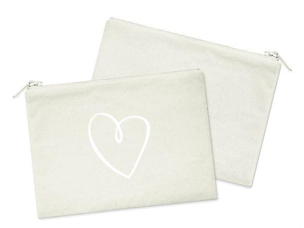 Sigma Kappa Small Cosmetic Bag