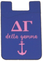Delta Gamma Cell Phone Pocket