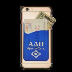 Alpha Delta Pi Cell Phone Pocket