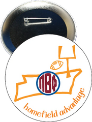 Pi Beta Phi Tennessee Homefield Advantage Gameday Button