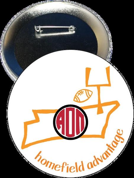 Alpha Omicron Pi Tennessee Homefield Advantage Gameday Button