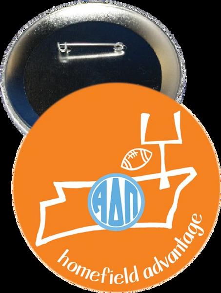 Alpha Delta Pi Tennessee Homefield Advantage Gameday Button