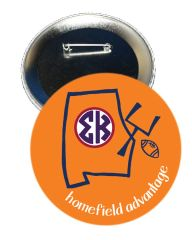 Sigma Kappa Auburn Homefield Advantage Gameday Button