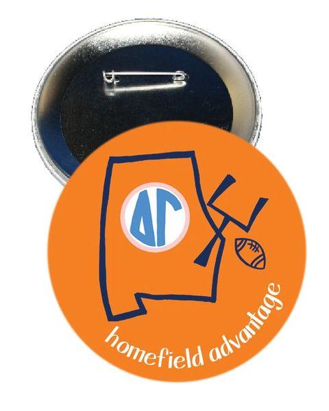 Delta Gamma Auburn Homefield Advantage Gameday Button