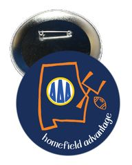 Delta Delta Delta Auburn Homefield Advantage Gameday Button