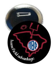 Pi Beta Phi South Carolina Homefield Advantage Gameday Button