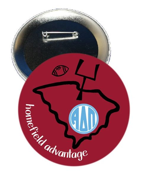 Alpha Delta Pi South Carolina Homefield Advantage Gameday Button