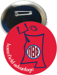Pi Beta Phi Ole Miss Homefield Advantage Gameday Button