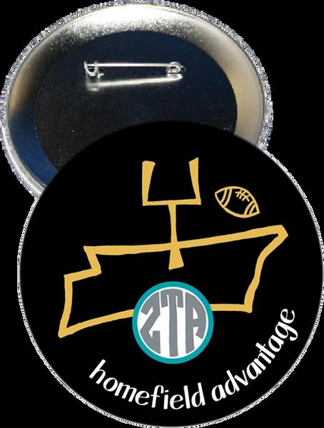 Zeta Tau Alpha Vanderbilt Homefield Advantage Gameday Button
