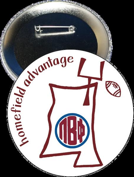 Pi Beta Phi Mississippi State Homefield Advantage Gameday Button