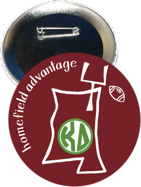 Kappa Delta Mississippi State Homefield Advantage Gameday Button