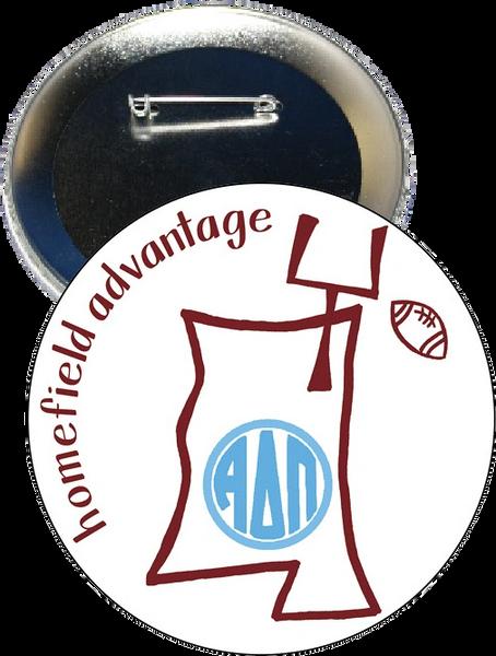 Alpha Delta Pi Mississippi State Homefield Advantage Gameday Button