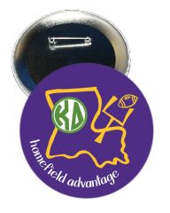 Kappa Delta Alabama LSU Advantage Gameday Button