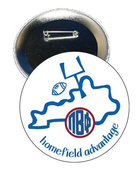 Pi Beta Phi Kentucky Homefield Advantage Gameday Button