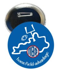 Pi Beta Phi Kentucky Homefield Advantage Gameday Button