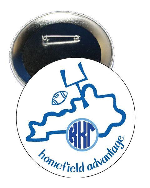 Kappa Kappa Gamma Kentucky Homefield Advantage Gameday Button