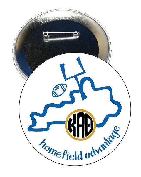 Kappa Alpha Theta Kentucky Homefield Advantage Gameday Button