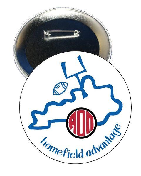 Alpha Omicron Pi Kentucky Homefield Advantage Gameday Button