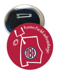 Pi Beta Phi Alabama Homefield Advantage Gameday Button