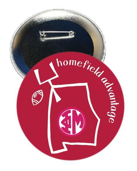 Phi Mu Alabama Homefield Advantage Gameday Button