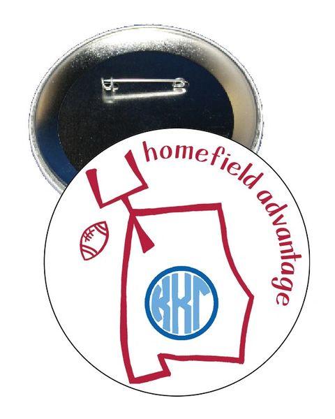 Kappa Kappa Gamma Alabama Homefield Advantage Gameday Button